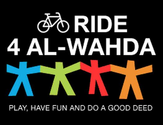Ride 4 Al-Wahda – Charity Bike Ride