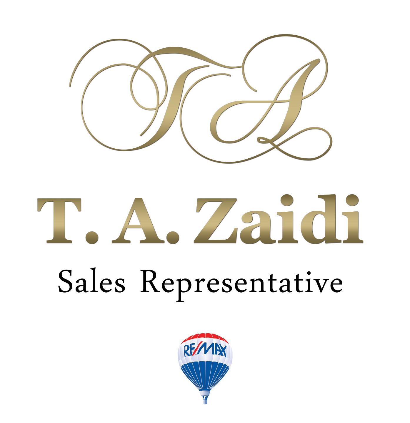 T. A. Zaidi Logo
