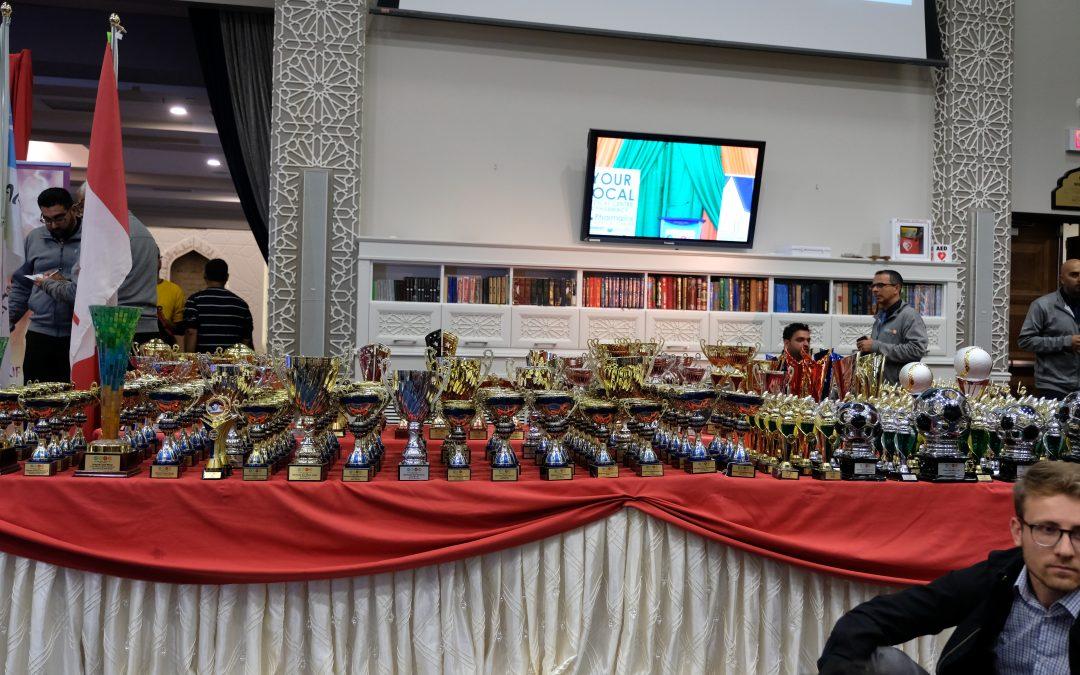 Al-Wahda 2017 Winners